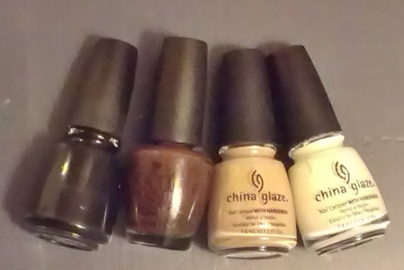 Day 10 Polishes