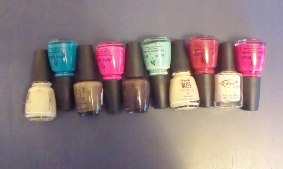 Day 11 Polishes