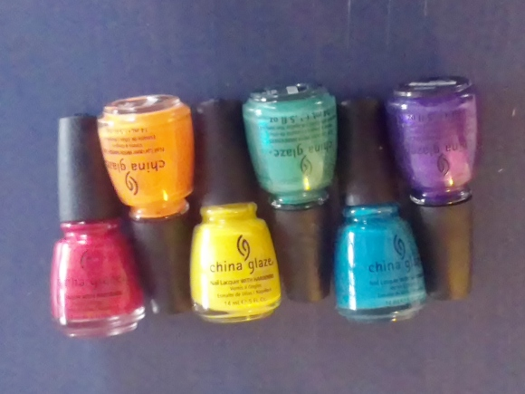 Day 9 Polishes