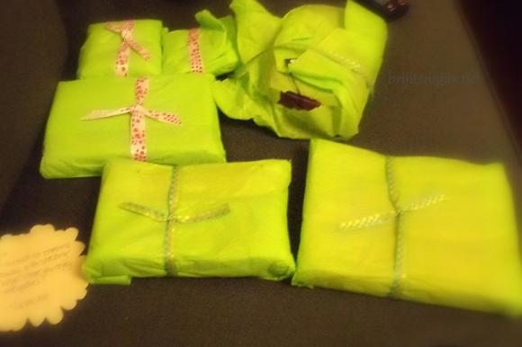 Beauty Envy Bag  - gorgeous little packages