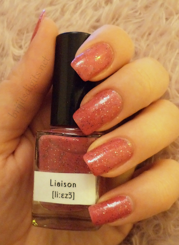 Liaison (with topcoat)