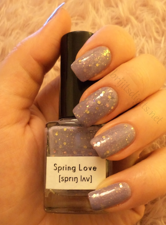 Spring Love (with top coat)