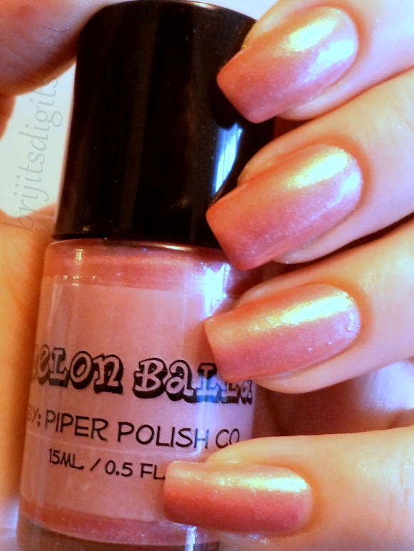 Piper Polish - Melon Balla