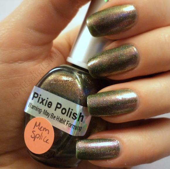 Pixie Polish - Memory Splice (Natural/Incandescent)