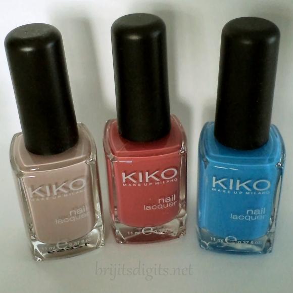 Kiko - 319, 365 and 386