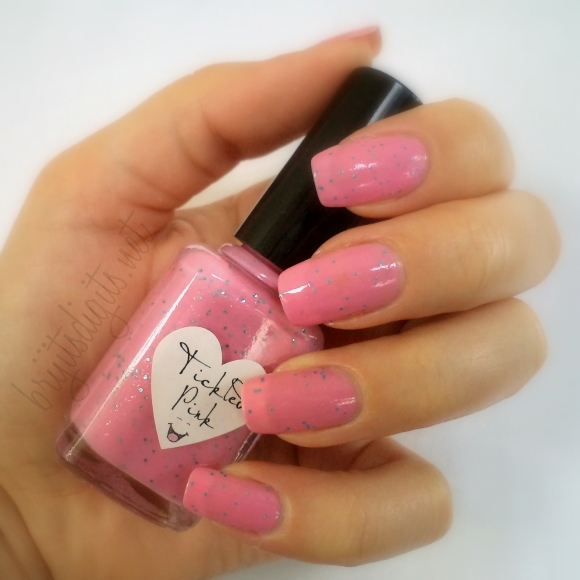 Tickled Pink - One Coat