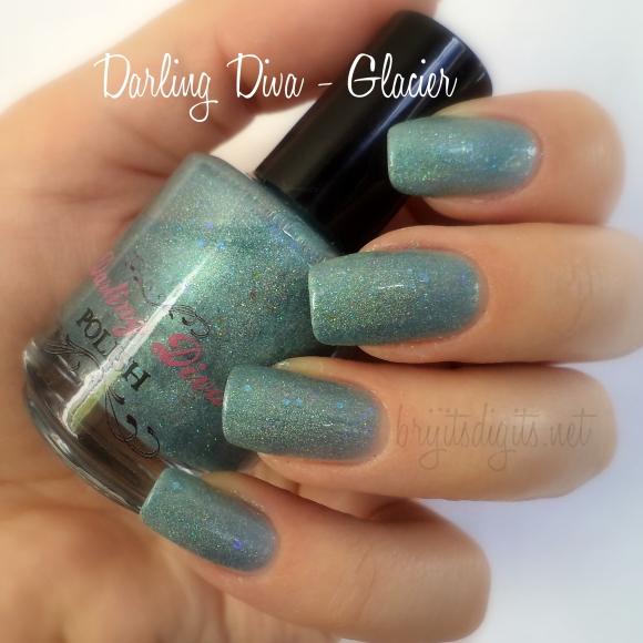 Darling Diva - Glacier