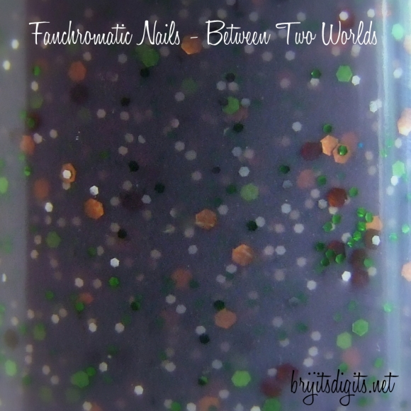 Fanchromatic Nails - Between Two Worlds