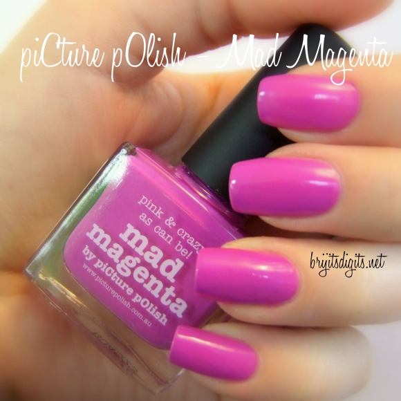 piCture pOlish - Mad Magenta