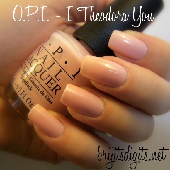 O.P.I. - I Theodora You