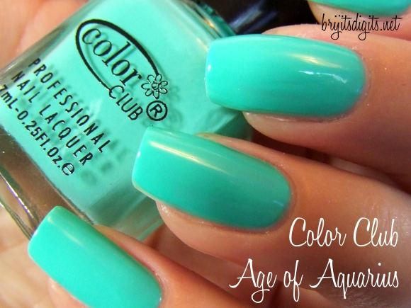 Color Club - Age of Aquarius