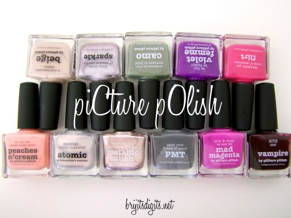 piCture pOlish - all my collection !