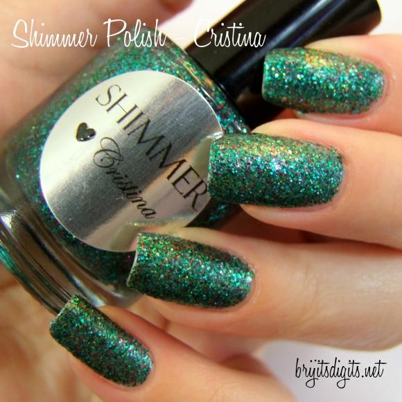 Shimmer Polish - Cristina