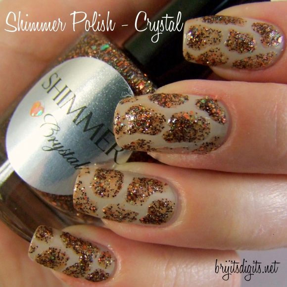 Shimmer Polish - Crystal-001