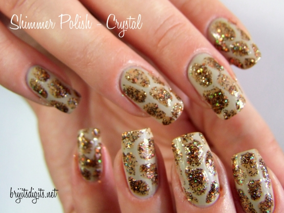 Shimmer Polish - Crystal-002