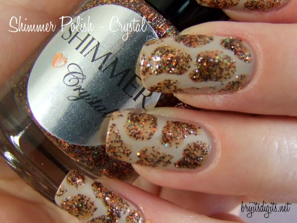 Shimmer Polish - Crystal-003