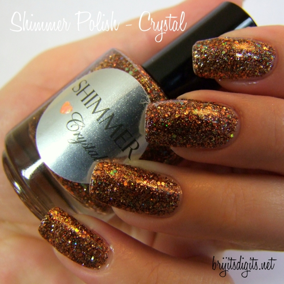 Shimmer Polish - Crystal