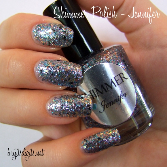 Shimmer Polish - Jennifer