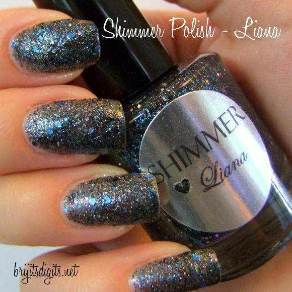 Shimmer Polish - Liana