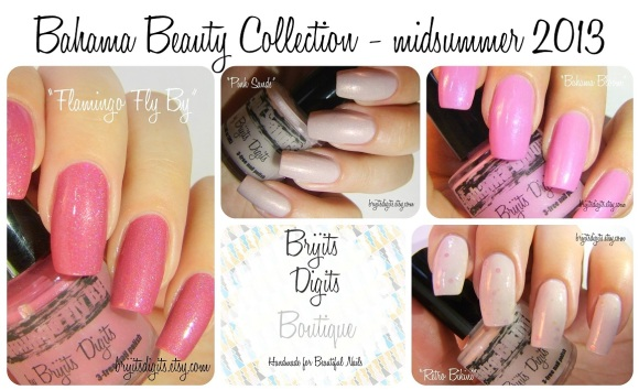 Bahama Beauty Collection by Brijits Digits