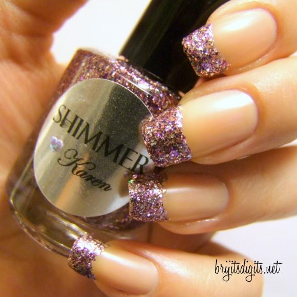 Shimmer Polish - Karen