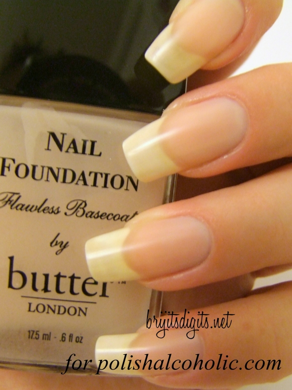 2. Base Coat (Butter London Nail Foundation)