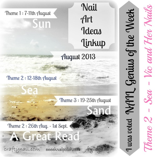 August NAIL Sea Genius