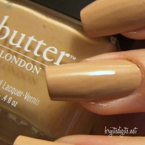 Butter London – Crumpet