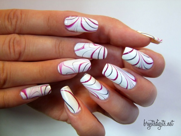 31DC2013 - Water Marble