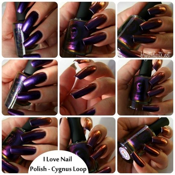 I Love Nail Polish Cygnus Loop