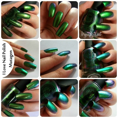 I Love Nail Polish Mutagen