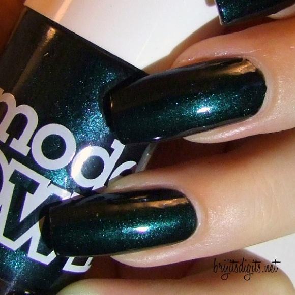 Models Own - Emerald Black
