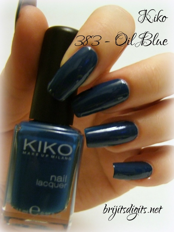 Kiko 383 Oil Blue