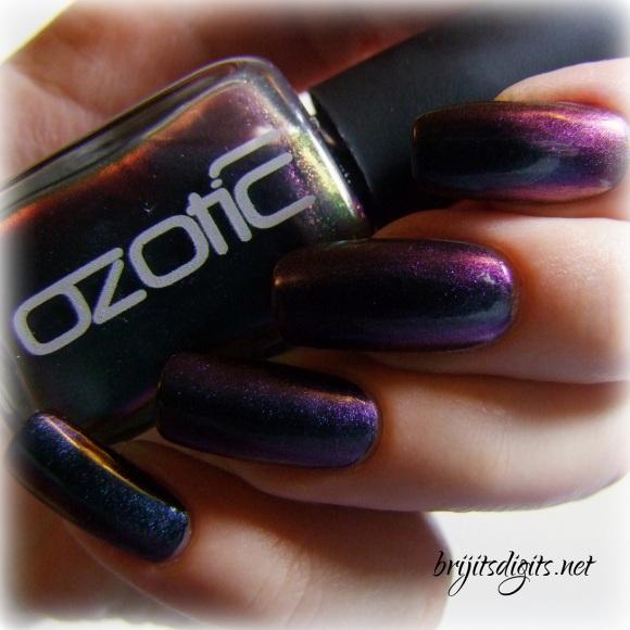 Ozotic 505 Nail Polish-001