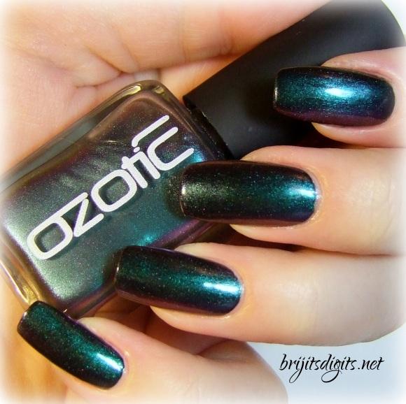 Ozotic 505 Nail Polish-002