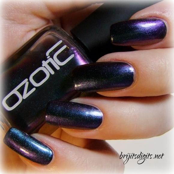 Ozotic 505 Nail Polish-005
