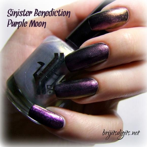 Sinister Benediction Purple Moon-001