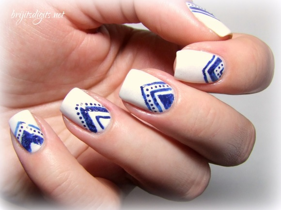 China Glaze Dandy Lyin Around Short Nails-001