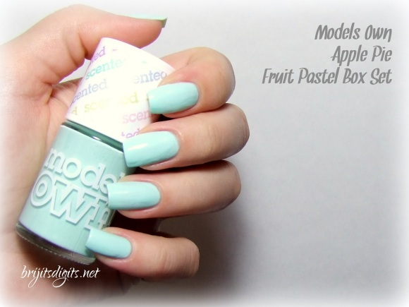 Models Own - Apple Pie - Fruit Pastel Box Set-001