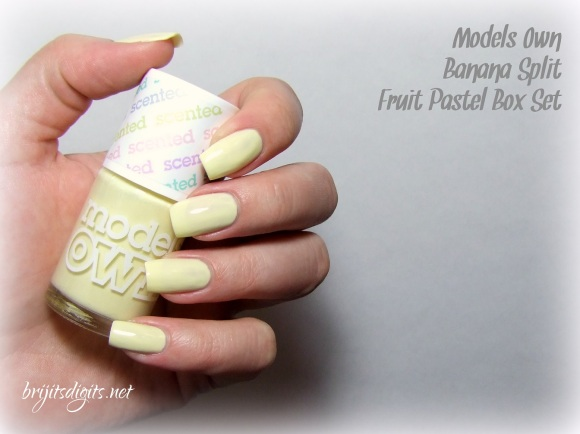 Models Own - Banana Split - Fruit Pastel Box Set-001