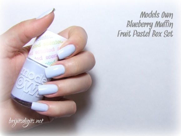 Models Own - Blueberry Muffin - Fruit Pastel Box Set