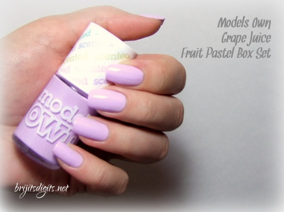 Models Own - Grape Juice - Fruit Pastel Box Set