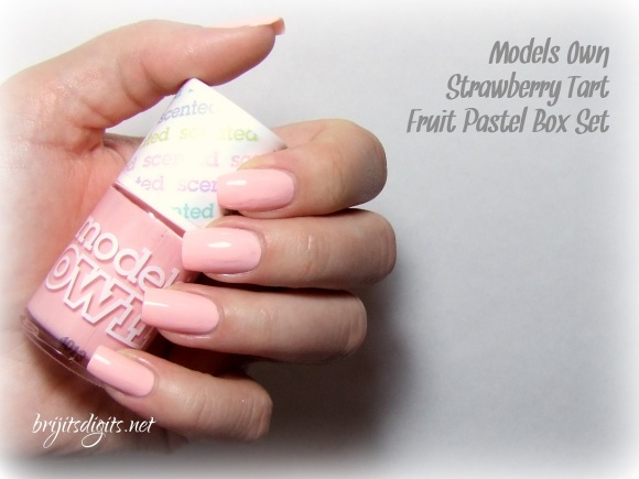 Models Own - Strawberry Tart - Fruit Pastel Box Set