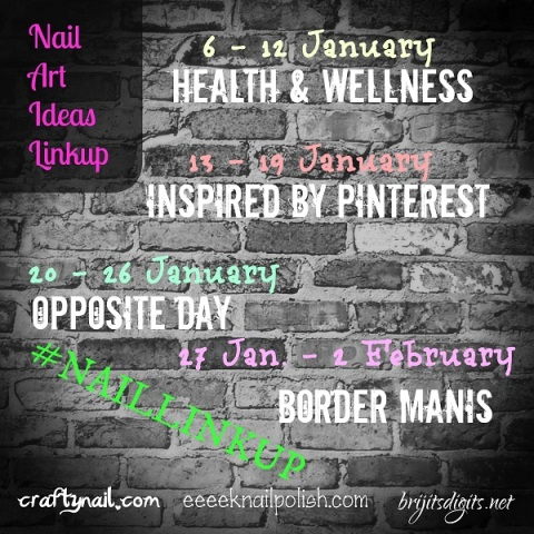 NAIL Linkup January Wall