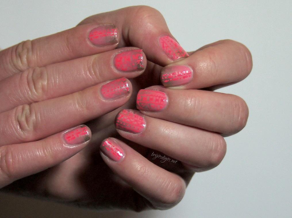 Ciat Hoopla Nails Inc Stratford Mash Nail Art Pen Brijits Digits