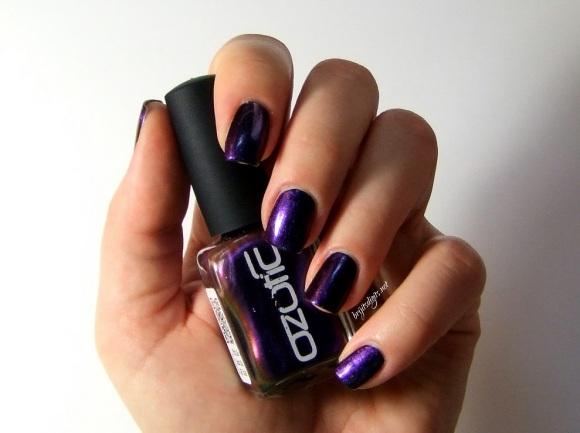 Ozotic 504 Nail Polish -007
