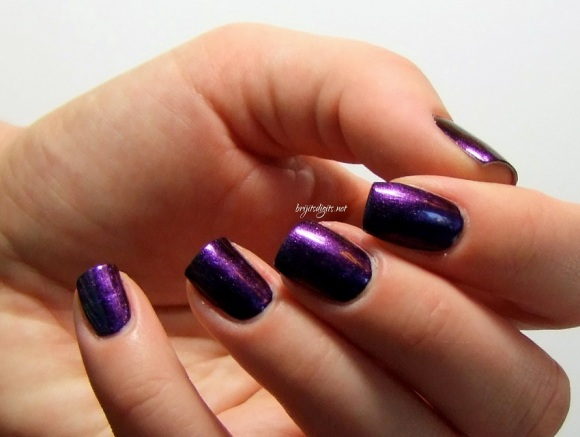 Ozotic 504 Nail Polish -012
