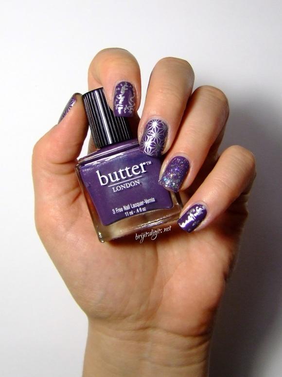 Suki 05 and Butter London Marrow