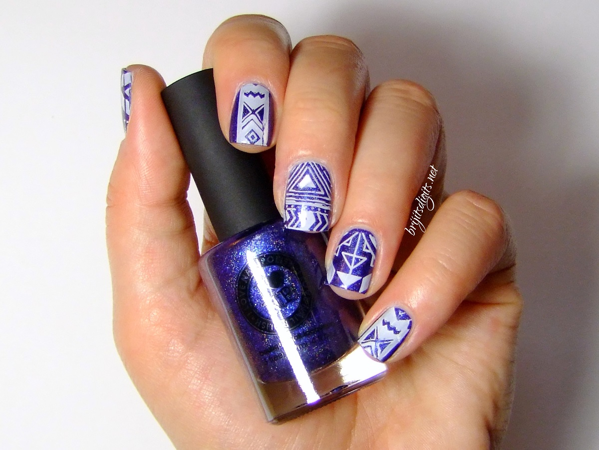 I Love Nail Polish Indie Go Moyou London Stamping Brijits Digits