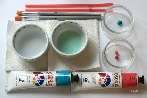 Messy Bubble Nail Art Tutorial